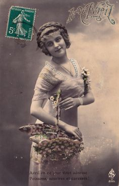 1er Avril Avril en ce jour vous adresse Poissons, sourires et caresses ! Assuna.net