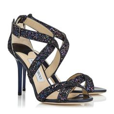 Jimmy Choo Lottie #partychoos  What a beautiful color!