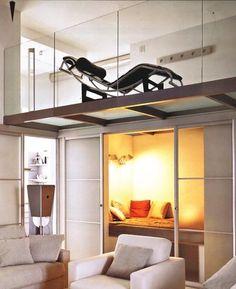 1000 images about mezzanine entresol mezzano on pinterest mezzanine loft and mezzanine - Mezzanine bedlamp ...