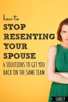Are you ready to stop resenting your spouse, and to ditch all of the anger that comes with it? These practical solutions will get you back on the same team! Marriage Relationship, Marriage And Family, Good Marriage, Relationship Issues, Marriage Advice, Quotes Marriage, Relationships, Relationship Therapy, Resentment Quotes