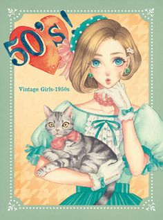 Azsa. 50's. Manga Anime, Manga Art, Manga Illustration, Character Illustration, Pretty Art, Cute Art, Character Inspiration, Character Art, Illustrations And Posters
