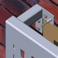 Our DSD FIX wall mounting Brackets can be used to mount single or multiple screens to a wall. We will supply all the necessary brackets if needs be.