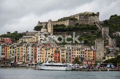 #Porto #Venere @iStock #istock #italy @Samuel Sanders #travel #cinqueterre #coast #marina #architecture #unesco #world #heritage #liguria #landscape #seascape #buildings #sightseeing #stock #photo #new #download #highres #portfolio