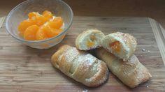 Puddinghörnchen -saftig und lockere Hefeteig-