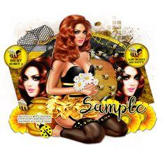 Rhonda's Rockin' Designz: Bee My Honey - FTU