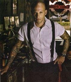Ami James tattoo me nowwww Ami James, James Tattoo, 1 Tattoo, Pretty People, Beautiful People, Ny Ink, Miami Ink, Raining Men, My Guy