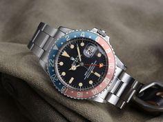 Rolex 1675 All Redhand GMT Master