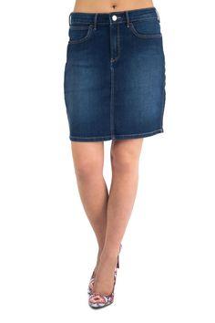 Sklep internetowy z markową odzieżą - Lee, Wrangler Denim Skirt, Texas, Club, Womens Fashion, Skirts, Texas Travel, Jean Skirt, Women's Clothes, Skirt