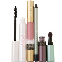 Mally Beauty The Perfect Start - A four-piece kit that brings together the perfect bulletproof eye and lip coverage you love in a gorgeous organza pouch. Mascara, Eyeliner, Mally Beauty, Cosmetic Sets, Just Peachy, Facial Skin Care, Covergirl, Maybelline