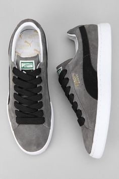 Puma Suede Sneaker #UrbanOutfitters
