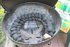 Wer auf seinem Kugelgrill Low & Slow smoken oder rääuchern möchte, sollte hierfür die Minion Ring Methode verwenden. Wie das geht, lest ihr in diesem Beitrag.