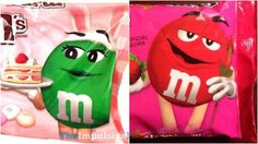 2 new M&M's flavors are Valentine's Day-themed, limited-time only