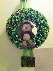 baby boy door wreaths for hospital - Bing Images