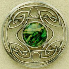 Scottish heather gem