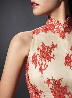 Shanghai Tang #qipao More