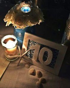 Romantic Wedding - centerpiece