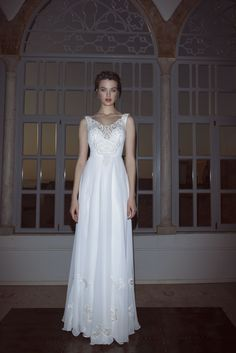Flora 2013 Fall Bridal Collection
