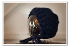 Newborn Bonnet by TheChikenCoop on Etsy, $32.00