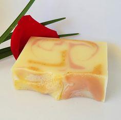Rose Lemonade Scented Soap by emilyshandmadesoaps, $8.00 USD