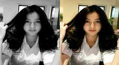 Rili Herdalda, Siswi Yang Disebut Wanita Tercantik Se Bandung