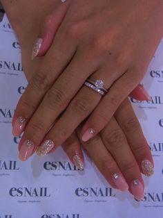 pretty in pink & diamonds!