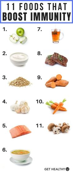 11 Power Foods That Boost The Immune System - Get Healthy U - Power Foods That Boost The Immune System - Get Healthy U] Add these 11 immunity-boosting foods to your grocery list this week and ward off the common cold! for vag health Get Healthy, Healthy Diet Tips, Healthy Recipes, Healthy Nutrition, Nutrition Tips, Entree Recipes, Juice Recipes, Fruit Recipes, Potato Recipes