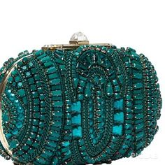 Emerald green Elie Sabb-2013 fall