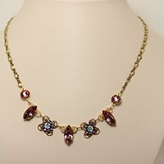 Clara Beau Necklace - Northern Lights Gallery - Fine Art, Jewelry, Accents - Racine, WI