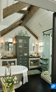 You don't have to live on a farm to bring the farmhouse look into your home.