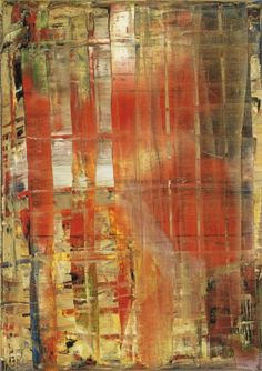 Abstract Painting Abstraktes Bild Artist: Gerhard Richter 1992 140 cm x Contemporary Abstract Art, Modern Art, New European Painting, Gerhard Richter Painting, Picasso Paintings, Art Paintings, Landscape Paintings, Wow Art, Abstract Expressionism