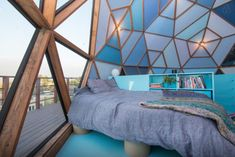 Find your Inner Hippie at this Trippy AirBnB in the Hollywood Hills