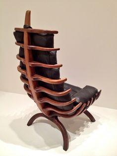 KURIOUS | Rib Chair, 1968 - Arthur Espenet Carpenter...