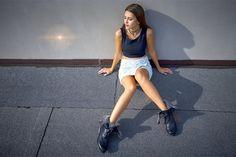 Spódniczka Messy jeans - 82675