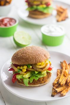 Try this quick and easy vegan Veggie Burger recipe made from sweet potatoes. It's perfect for your next Meatless Mondays.