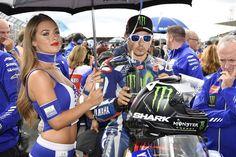 MotoGP 2016 Silverstone Paddock Girls