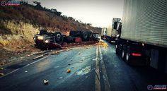 Cearense é vítima fatal em acidente de trânsito em rodovia de Minas Gerais: ift.tt/2rAt192