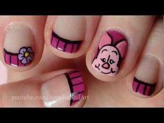 winnie the pooh nail art - Google Search