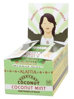 Other Bath & Body Supplies Trend Mark Alaffia Everyday Coconut Lip Balm Coconut Pineapple Chapstick High Quality Materials Health & Beauty