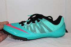 Nike Zoom Rival S 7 Track Sprint Cleats Shoes Spikes MSRP $65 NEW FREE SHIP #Nike