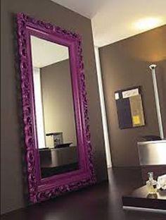 Decorar los Ambientes y Paredes con Espejos