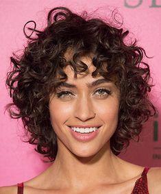 Haircut Short Curly Natural Curls Hair Tips 59 Ideas Short Curly Cuts, Short Curls, Haircuts For Curly Hair, Curled Hairstyles, Summer Hairstyles, Bob Haircuts, Easy Hairstyle, Hairstyles 2016, Casual Hairstyles