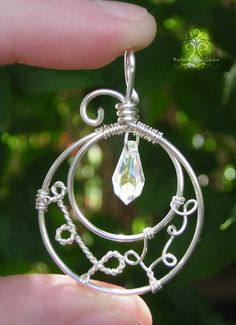 Moondrop *SOLD* by RachaelsWireGarden on deviantART