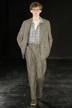 E. Tautz - Fall 2017 Menswear
