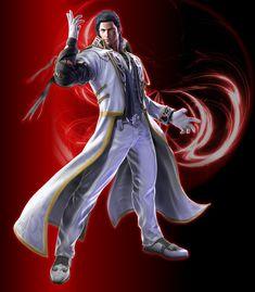 Claudio Serafino - The Tekken Wiki - Tekken 6, Tekken 5, Tekken 3, and more