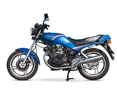 #yamaha xs 400 dohc 1984 #motorcycles