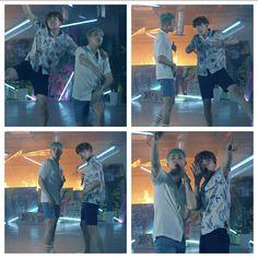 J- Hope and Rap Monster ❤ #BTS #방탄소년단 FIRE MV.