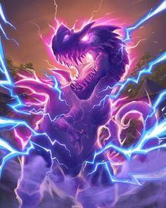 Fantasy Monster, Monster Art, Fantasy Dragon, Fantasy Art, Fantasy Creatures, Mythical Creatures, Godzilla, Minion Card, Cute Reptiles