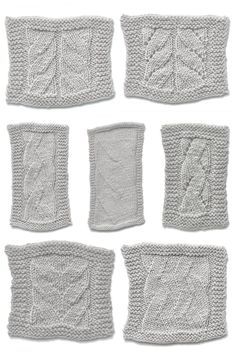 No-Fuss Mock Cables: How to Add Mock Cables without Affecting Gauge Knit Purl, How To Purl Knit, Cable Knitting Patterns, Crochet Patterns, Cable Needle, Knit Mittens, Stockinette, Knitting Stitches, Wedding Trends