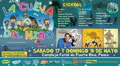 ¡¡¡SOLO 4 DÍAS!!! Un evento para TODA la familia. Compra tus boletos aquí >> http://www.ticketpop.com/es/events/detail/la-cueva-del-ninos  #ponce #Adjuntas #Villalba #Peñuelas #JuanaDiaz #Coamo #Salinas #Guayama #Arroyo #Patillas #Guayanilla #Guanica #Yauco #Jayuya #SantaIsabel #Arroyo #Patilla