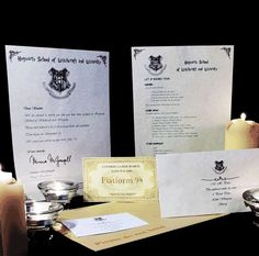 Harry Potter Hogwarts Acceptance Letter Personalised Gift Express Ticket 1 for sale online Harry Potter Gifts, Harry Potter Hogwarts, Good Drawing Apps, Harry Potter Acceptance Letter, Hogwarts Express Ticket, Hidden Agenda, Runic Alphabet, Alphabet Charts, Addressing Envelopes